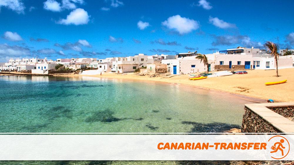 Visit La Graciosa from Lanzarote