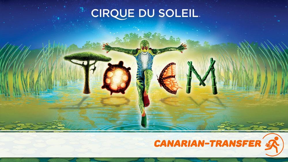 Circo del Sol in Gran Canaria