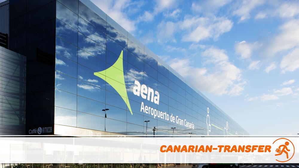 Airport of Gran Canaria